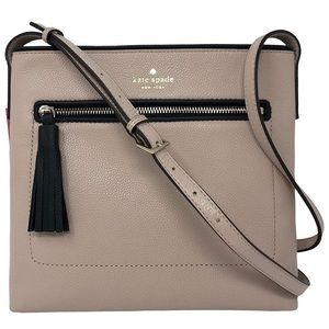 Kate Spade Chester Street Dessi Leather Crossbody